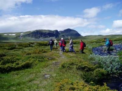 Retreat med fjellturer