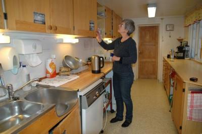 Dugnadsperiode for kjøkkenrenovering